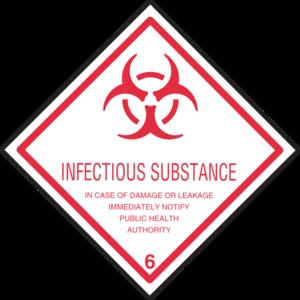 Infectious Substance Clip Art at Clker.com.