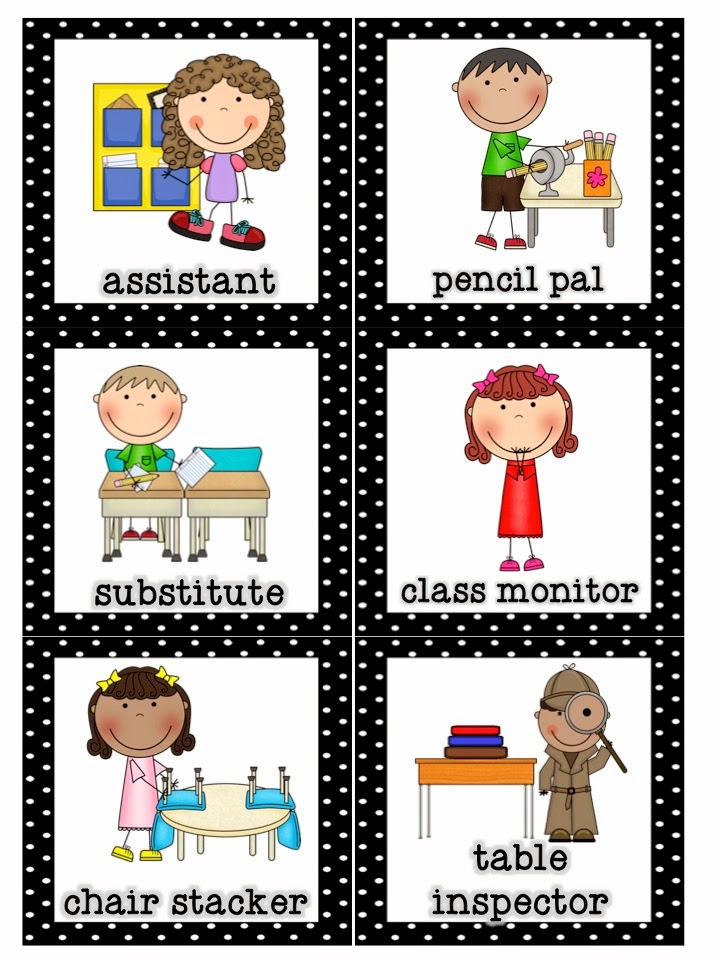 Substitute Student Helper Clipart Clipground