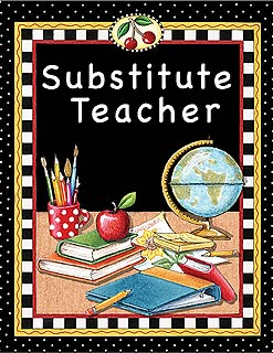 Substitute Information / Overview.