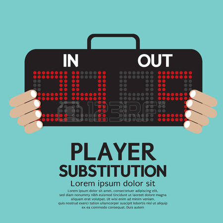 509 Substitution Stock Vector Illustration And Royalty Free.