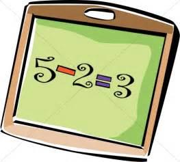 Similiar Subtraction Problems Clip Art Keywords.