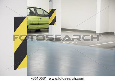 Stock Photography of Underground garage k6510561.