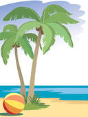 Subtropical Stock Illustrations.