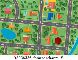 Suburb Clipart Royalty Free. 2,942 suburb clip art vector EPS.