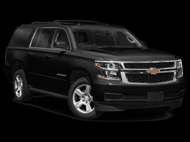 New 2020 Chevrolet Suburban LT 4WD.