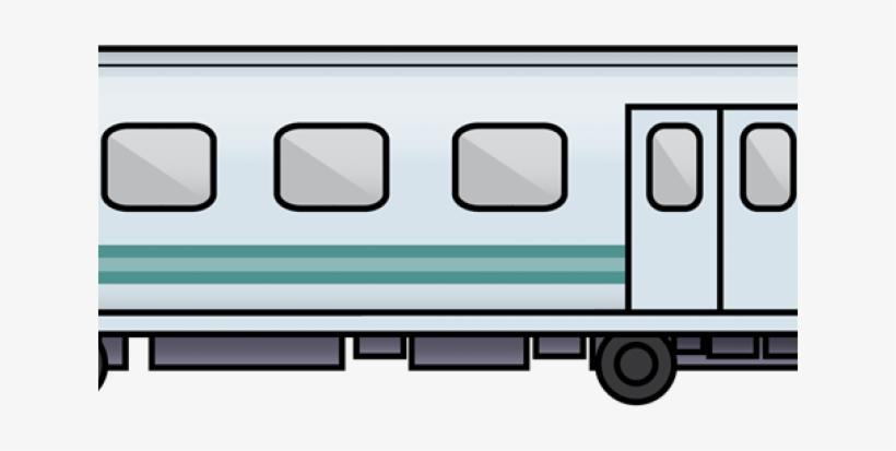 Subway Clipart Train Coach.