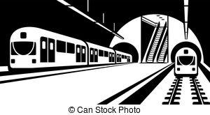 Subway clip art.