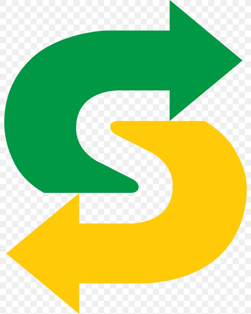 Subway Logo Submarine Sandwich Fast Food Restaurant.