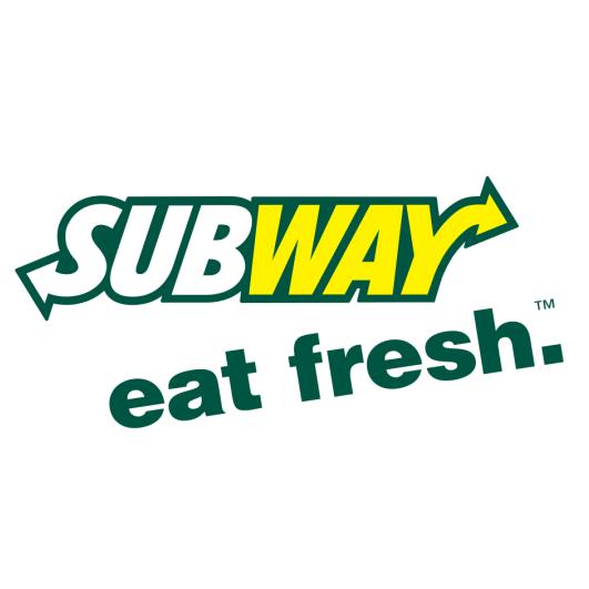 Subway Font.
