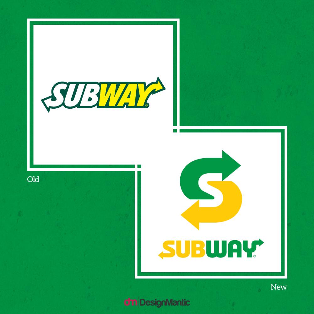 Subway\'s Logo Got A Facelift.