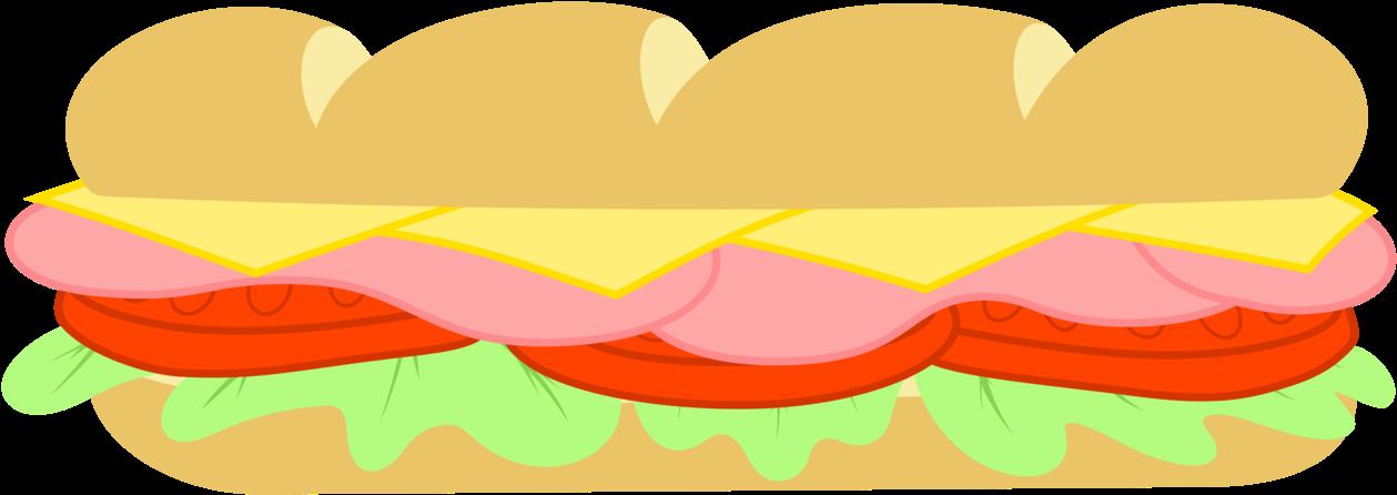 Download Sandwich Clipart Subway Restaurant.
