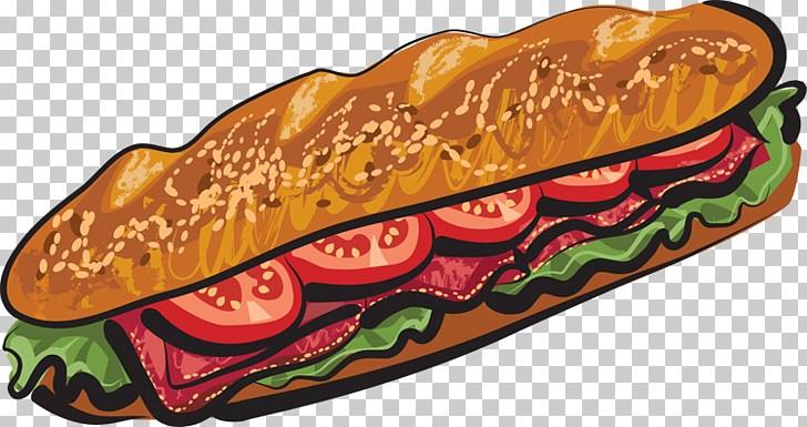 Subway sandwich clipart 5 » Clipart Portal.