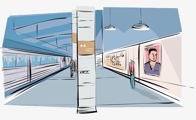 Subway station clipart 6 » Clipart Portal.