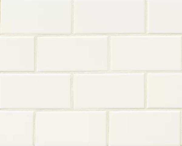Traditions Ceramic Subway Tile 3x6.