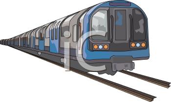 Subway Train.