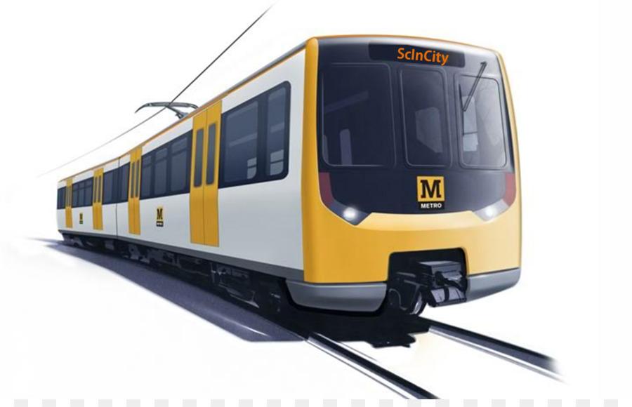 Subway Train Png & Free Subway Train.png Transparent Images.