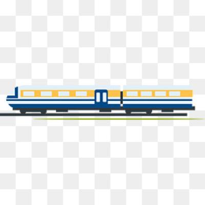 Subway Train PNG Images.