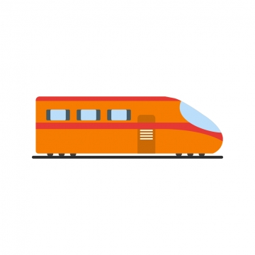 Subway Train PNG Images.