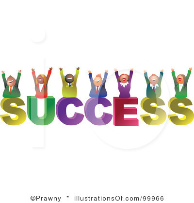 Success Clipart.