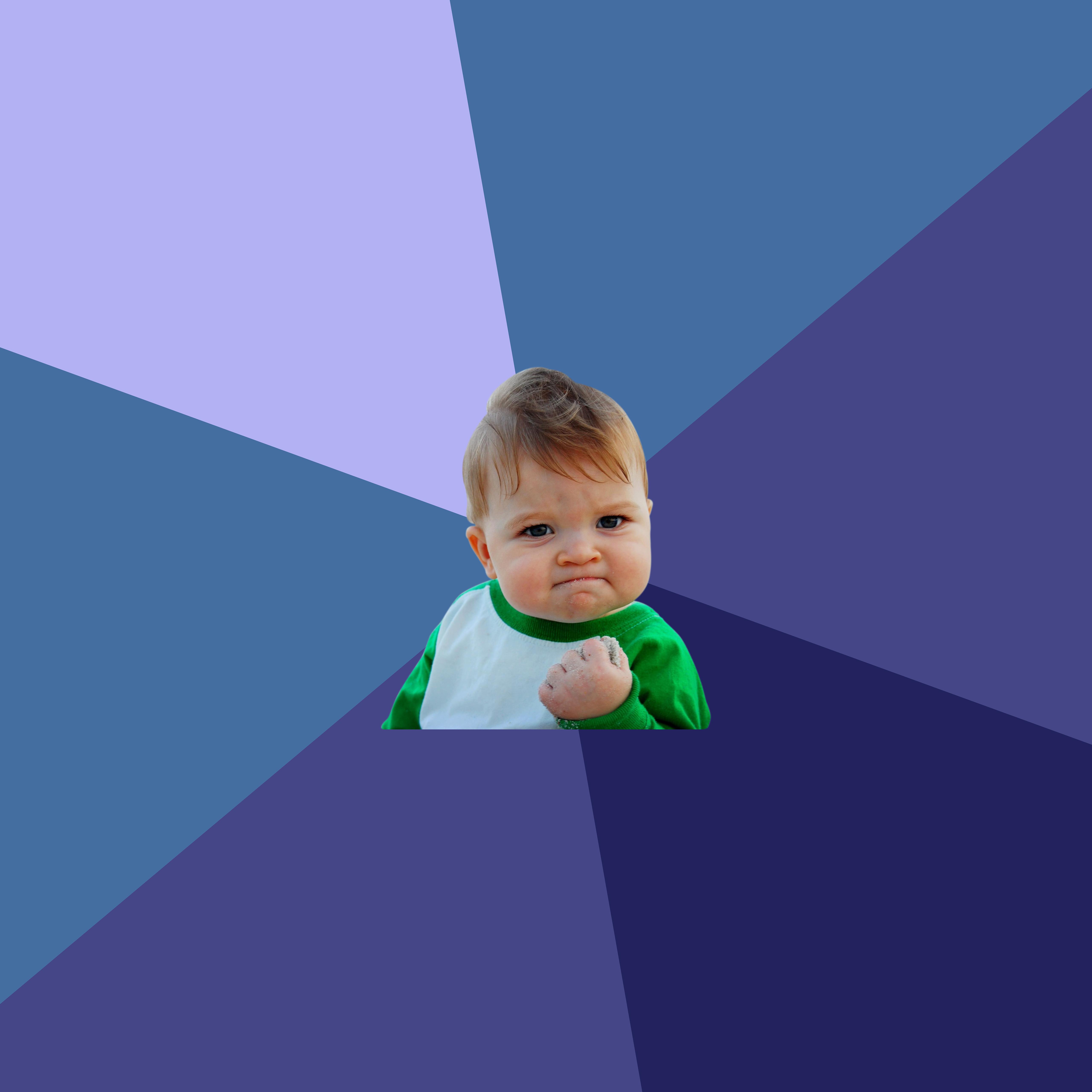 Success Kid in HD.