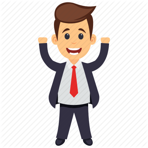 \'Business Characters\' by Vectors Market.