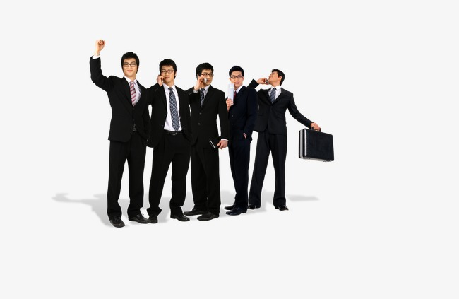 Successful Business People, Business Clipart, People Clipart.