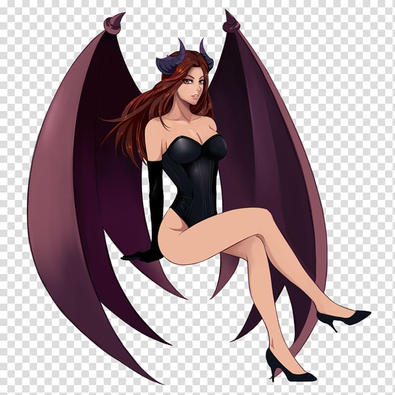 Succubus Fairy Demon Devil Angel, Fairy transparent.
