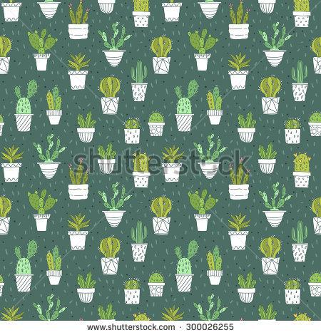 Cute Succulent Clip Art Stock Photos, Royalty.