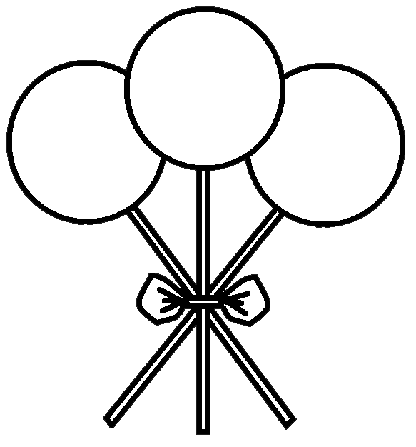 Black white suckers clipart png.
