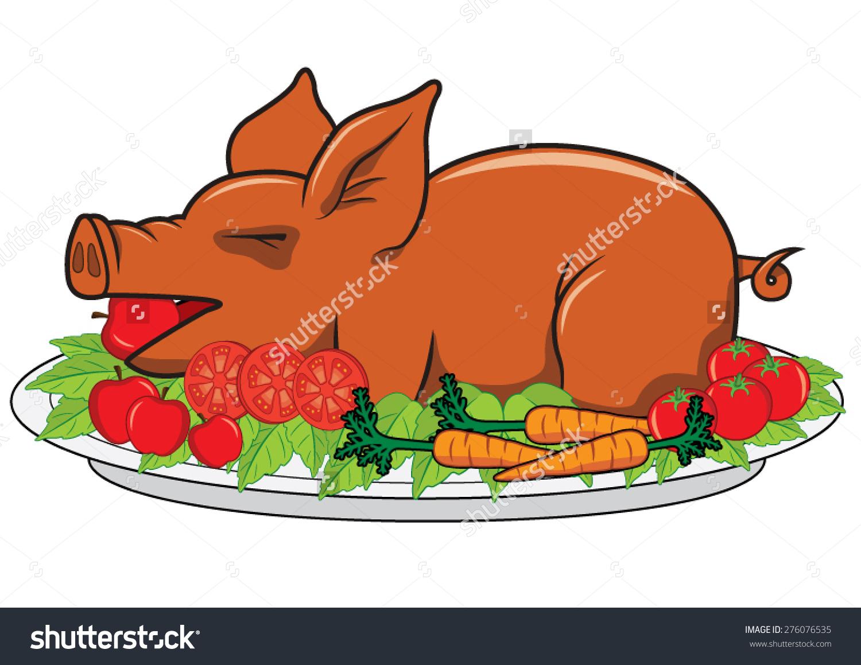 Showing post & media for Roast suckling pig cartoon.
