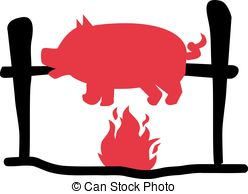 Suckling pig Stock Illustrations. 22 Suckling pig clip art images.