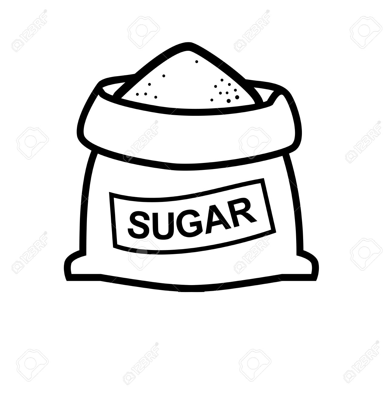 Sugar Clip Art Free.