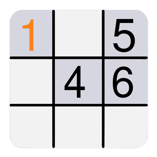 Sudoku Icon Free of Super Flat Remix V1.08 Apps.
