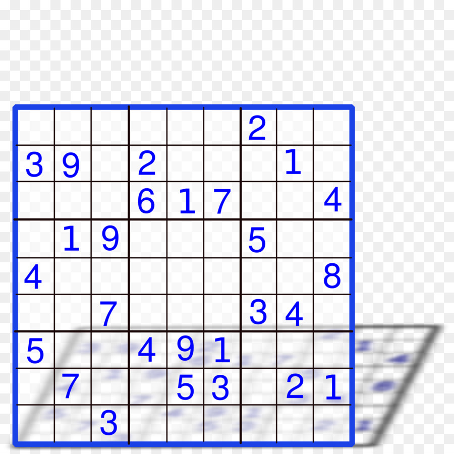 Sudoku Text png download.