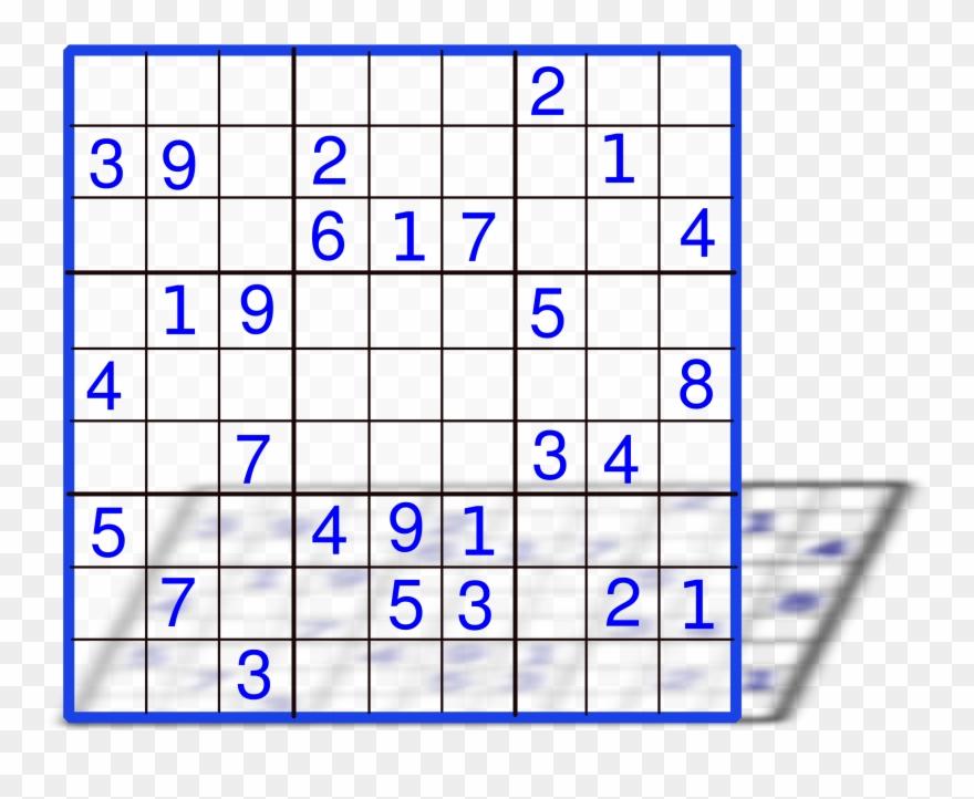 Sudoku Png Clipart (#546373).