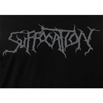 Logo by Suffocation, tshirt.M with ledotakas.
