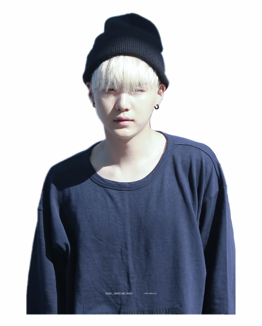 Yoongi Bts Png Clip Art Black And White.