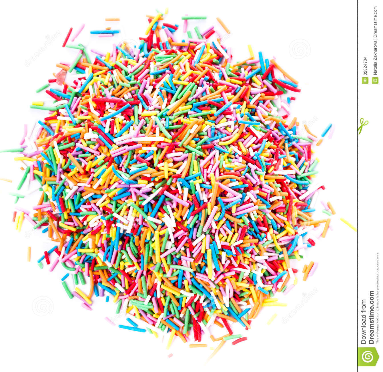 Sprinkles Clipart Colorful Sugar Candy Sprinkles #VQfzqE.