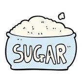Sugar clipart free.