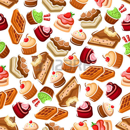 50,554 Confectionery Stock Vector Illustration And Royalty Free.