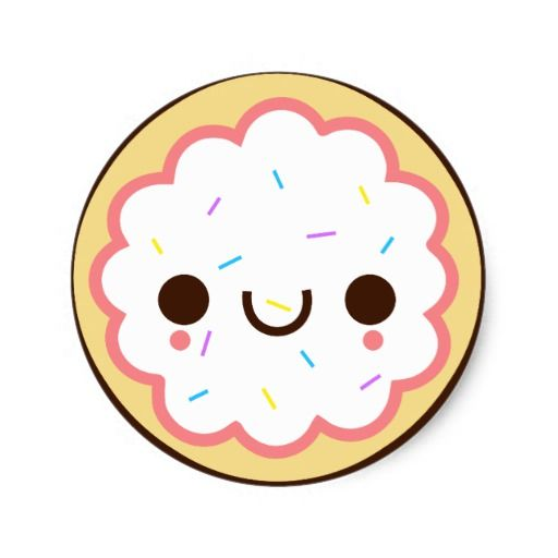 Sugar Cookie Clip Art.