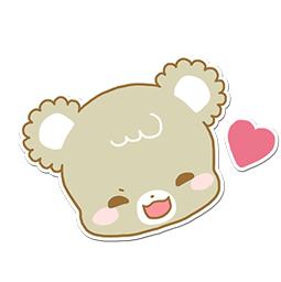 Messenger sticker Sweet Sugar Cubs 43.