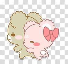 Sugar Cubs Quan Inc en transparent background PNG clipart.