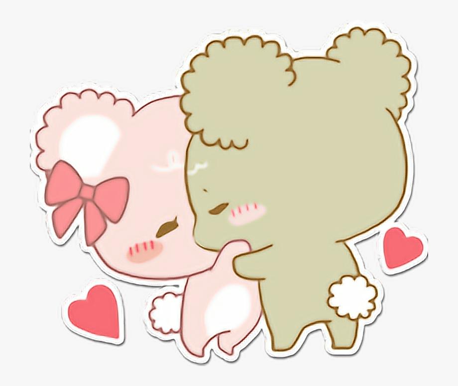 Kiss Vector Love Pink.