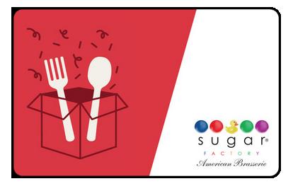 Sugar Factory Fashion Show.