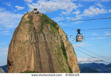 Pao De Acucar Stock Photos, Royalty.