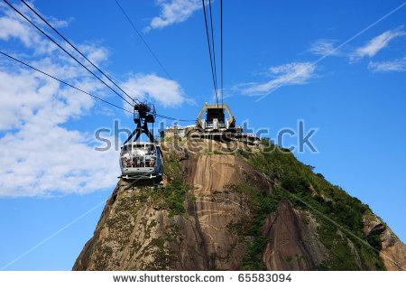 Brazil Rio De Janeiro Sugar Loaf Stock Photo 65583094.