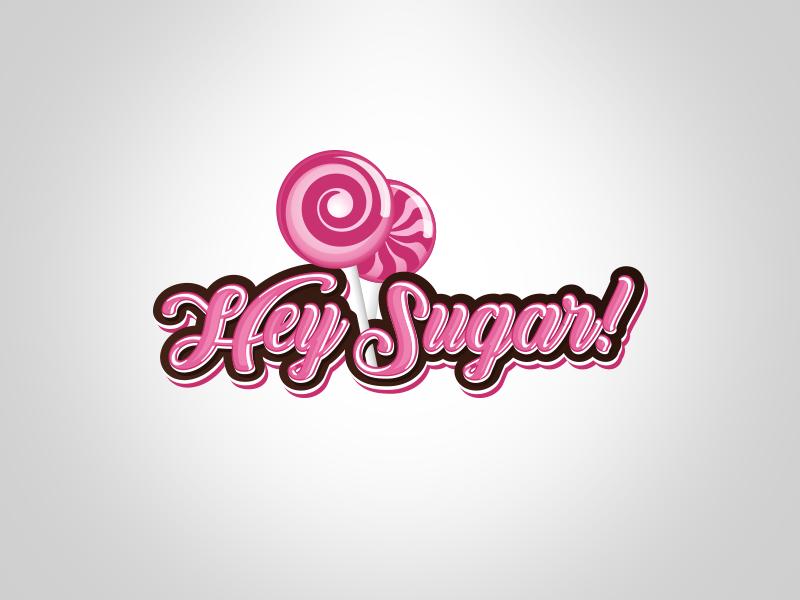 Hey Sugar Logo.