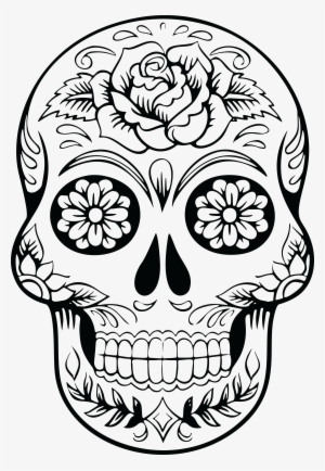 Sugar Skull PNG, Free HD Sugar Skull Transparent Image.