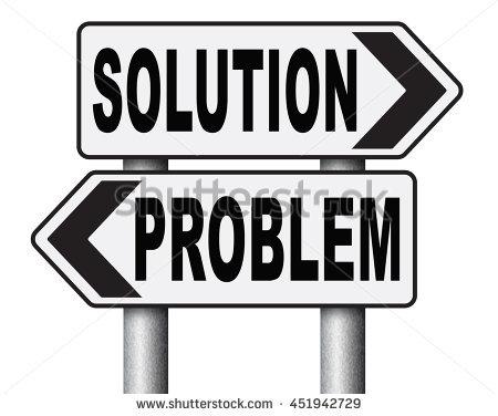 Problem Solution Stock Photos, Royalty.